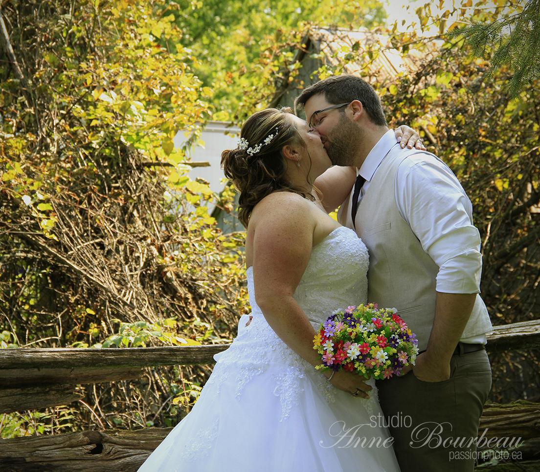 Photo de mariage Tina et Jean-François